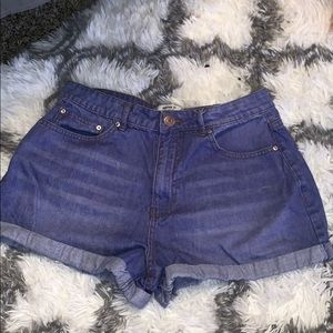 Forever 21 cute Jean shorts